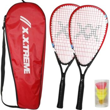 XXtreme Speedbadminton-Set in Tasche