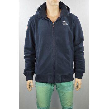 New Zealand Auckland NZA Herren Jacke mit abnehmbarer Kapuze NZA Jacken 29091801