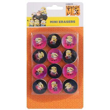 27-40127, Radiergummi Minions 12er Pack