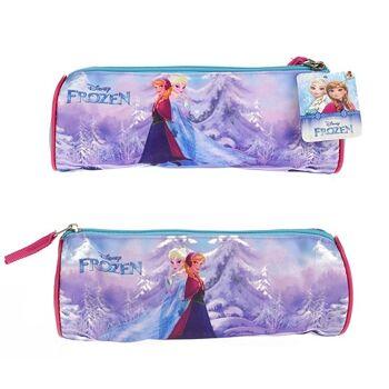 27-44590, Disney Frozen Schlamperl Etui, Stiftetasche, Stifttasche, Schlamper, Federmäppchen, Federmappe