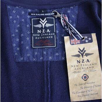 New Zealand Auckland NZA Blazer Gr.L Jacket Sakko Herren Jackett 49111802