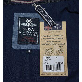 New Zealand Auckland NZA Blazer Jacket Sakko Anzugsakko Jackett 26101800
