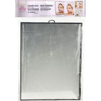 28-105611, Kosmetikspiegel 23 x 30 cm