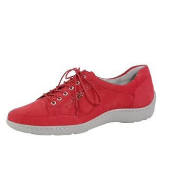 40 x Waldläufer Damenschuhe Schnürschuh Rot Sneaker Slipper Made in Germany  Neu 14,90 €