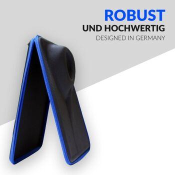 BAGSPERTS™ Hemdentasche mit Harter Hülle | Premium-Kleidertasche zum 100% knitterfreien Transport von Hemd, Bluse
