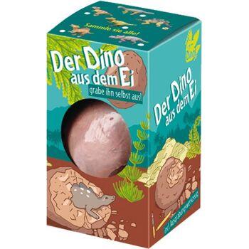 Ausgrabungsset Dino aus dem Ei, 12 Stück