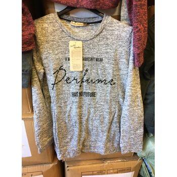 Damen Herbst Winter Mode Textilien Mix - Hoodie-Pullover