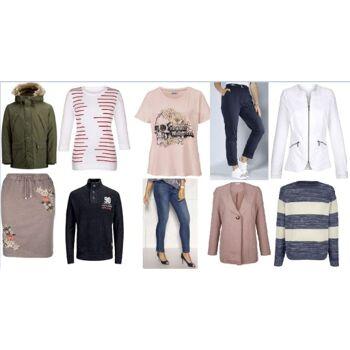 Damen- und Herren Mode in Mix