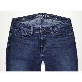 Denham Sharp 3MS Skinny Fit Damen Jeans Hose Denham Jeans Hosen 4-162