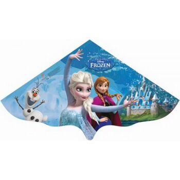 Disney FROZEN - Die Eiskönigin Einleinerdrachen 115 x 63cm, 1 Stück