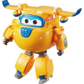 Super Wings Transform-a-Bots Donnie