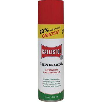 Universalöl BALLISTOL 240 ml, 12 Stück