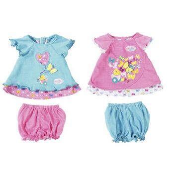 Zapf BABY born Babykleidchen Schmetterling, 1 Stück