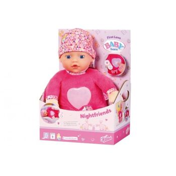 Zapf BABY born® for babies Nightfriends, ca. 30cm