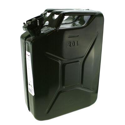 20 Liter Kanister Benzinkanister Dieselkanister Reservekanister mit integriertem