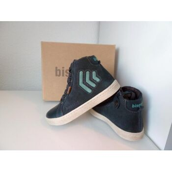 Bisgaard Leder Sneaker antracit 63102.217 Gr.35