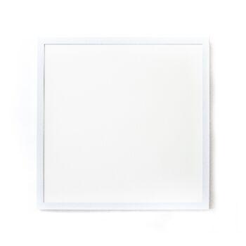 Wand & Deckenleuchte LED Panel 40W Neutralweiß 4000K 60X60 Aufputz NW einfache und schnelle Installation