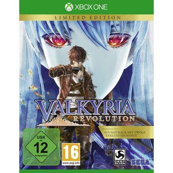 Sonderposten Videospiele Games Valkyria Revolution Limited Edition Xbox One