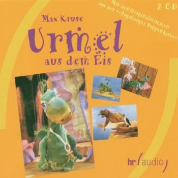 Urmel aus dem Eis. 2 CDs . Die Original TV-Version als Hörspiel Audio-CD – Hörbuch, 12. November 2010