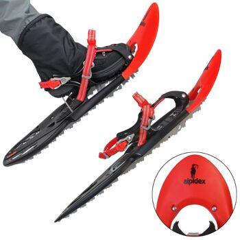 Schneeschuhe 29 inch * mit/ohne Stöcke * bis 130 kg * große Mengen * sofort lieferbar