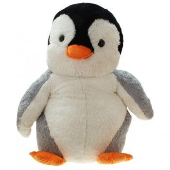 10-151310, XXL Riesen Plüsch Pinguin 100 cm, mit Glitzeraugen, Plüschtier, Kuscheltier, Spieltier+++++