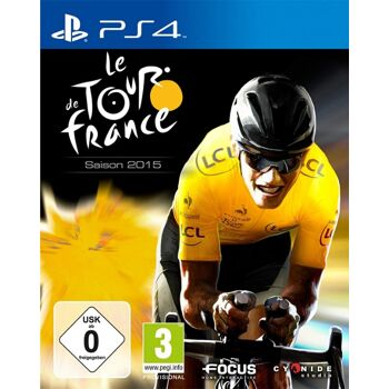 Tour de France 2015 PS4 Sonderposten Videogames Games