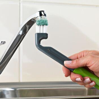 Abfluss-Reinigungsbürste 3-in-1