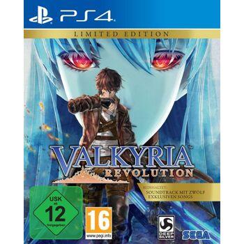 Valkyria Revolution Limited Edition Sonderposten Games Videogames Playstation 4 PS4