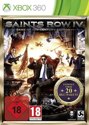 Saints Row IV Game of the Century Edition Xbox 360 Sonderposten Videogames