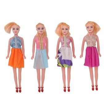27-42007, Modepuppe 27 cm, mit Kleid, Spielpuppe