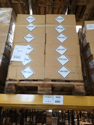 Neue Ware / new goods Kosmetik Sortiment / cosmetic assortment