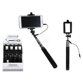 Ausziehbarer Handyhalter, Selfie-Stick
