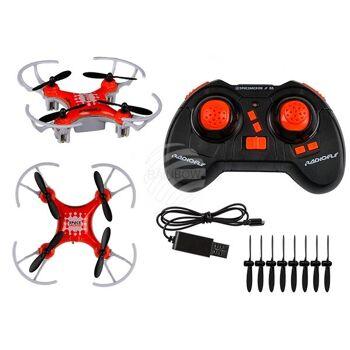 Ferngesteuerter 4-Kanal Quadrocopter, Mini Drone