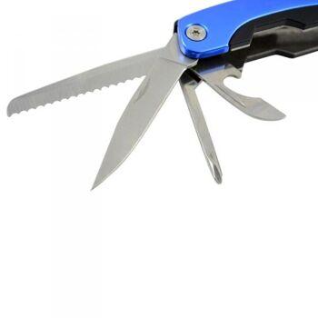 """Multi-Tool Werkzeug 16 cm """"XL"""" mit Lasergravur im 12-er Display"""