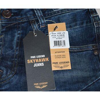 PME Legend PTR170-DPI Skyhawk Comfort Stretch W29L32 Herren Jeans Hosen 2-1142