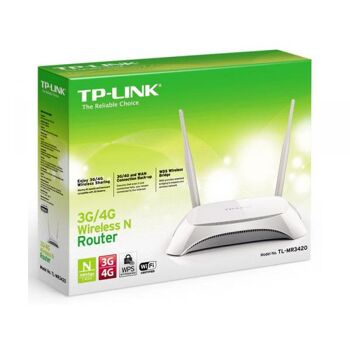 Network TP-Link WLAN-Router TP-Link TL-MR3420 3G/4G 300Mbit TL-MR3420