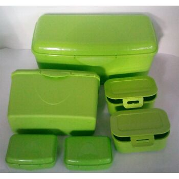 12-39090000, RIVAL Toastbrotbox Lunch  300x14x14 limone