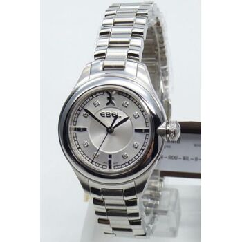 Ebel Uhr Uhren Damenuhr 1216092 Onde mit 20 Diamanten
