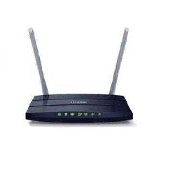 TP-LINK AC1200 Dual-Band (2,4GHz/5GHz) Schnelles Ethernet Weiß WLAN-Router ARCHER C50 V3