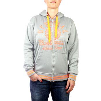Official US Marshall Damen Hoodies Sweatjacken Pullover - verschiedene Modelle, Größe XS - L - Posten 30 Stück