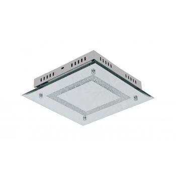 """LED Deckenleuchte """"Aarau"""" mit Kristalleffekt"""