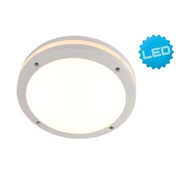 LED Wand- Deckenleuchte d:30cm