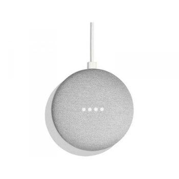 GOOGLE Home Mini Sprachgesteuerter Lautsprecher (Kreide) GA00210-DE
