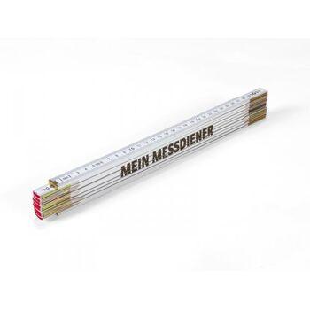 10x Zollstock Massivum 300cm