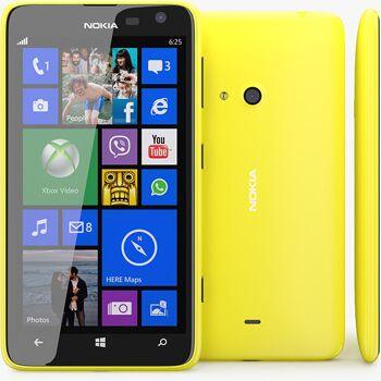 Nokia Lumia 625 Smartphone (4,7 Zoll (11,9 cm) Touch-Display, 8 GB Speicher