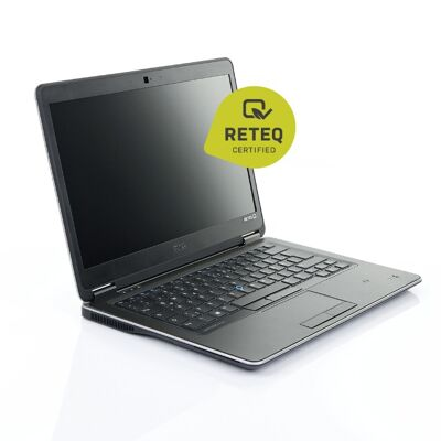 Notebook Dell Latitude E7440, 14 Zoll, i5 CPU, 8GB, 128SSD, Win10Pro, 12 Monate Garantie