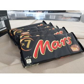 Special propose! MARS chocolate 7 pcs x 45g | BBD: 23.12.2019 | Chips wholesale