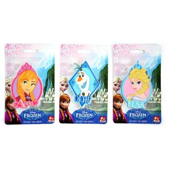 35-6009, Disney Frozen XXL Radiergummi++++++++