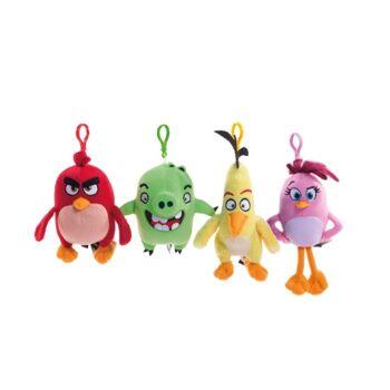 35-7069, Angry Birds Movie-Mix Clip, zum Anhängen an den Schulranzen