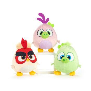 35-7078, Plüsch Sortiment Angry Birds Hatchlings